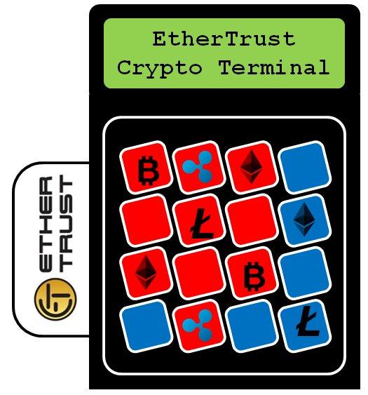 Ethertrust Crypto Terminal